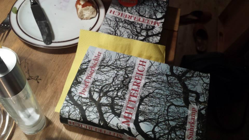 Das Buch und die Brezn