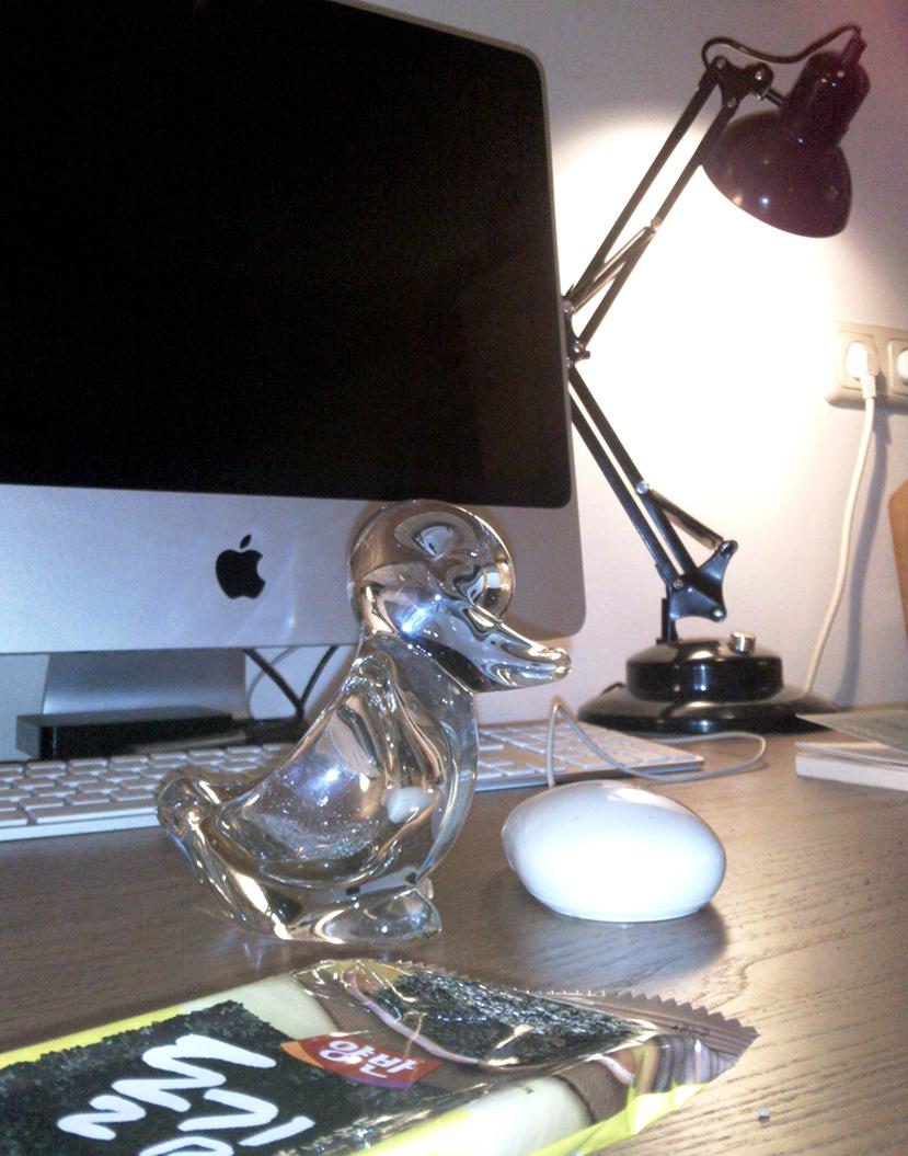 Von Enten und Mäusen
